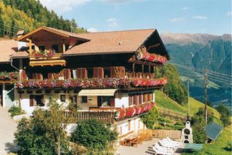 Wegscheiderhof brixen agriturismo in alto adige for Mezza pensione bressanone