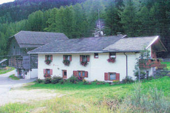 Feur  - St. Martin in Thurn - Agriturismo in Alto Adige  - Dolomiten