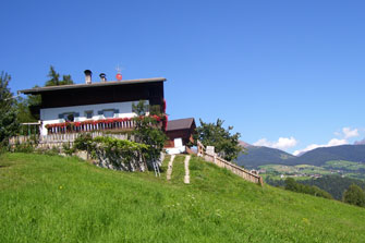 Traterhof - Spinges  - Mühlbach - Agriturismo in Alto Adige  - Eisacktal
