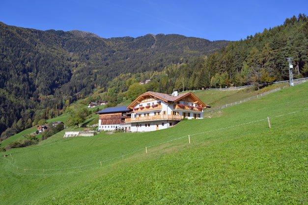 Egarterhof brixen agriturismo in alto adige eisacktal for Bressanone vacanze