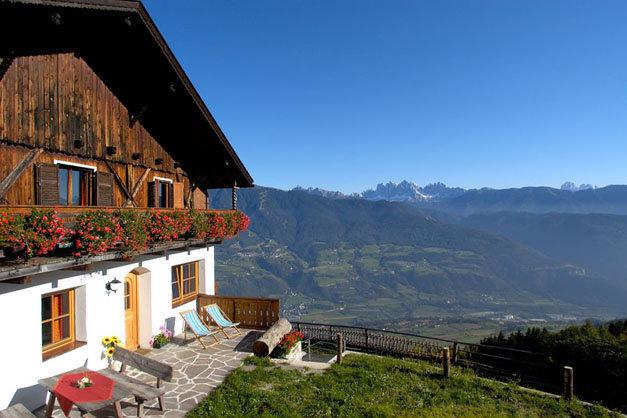 Masitterhof brixen agriturismo in alto adige eisacktal for Bressanone vacanze
