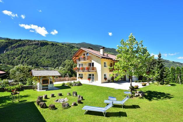 Untersteinerhof brixen agriturismo in alto adige for Bressanone vacanze