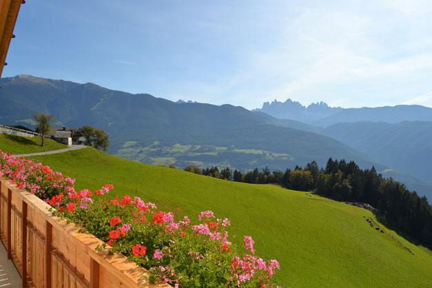 Egarterhof brixen agriturismo in alto adige eisacktal for Mezza pensione bressanone