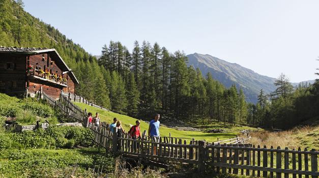 Agriturismo a Naturno - appartamenti e camere in Alto Adige