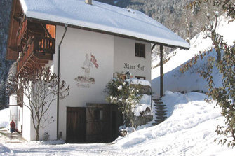 Moarhof  - Bressanone - Agriturismo in Alto Adige  - Valle Isarco