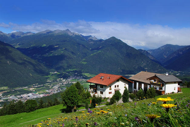Gasserhof bressanone agriturismo in alto adige valle for Bressanone vacanze