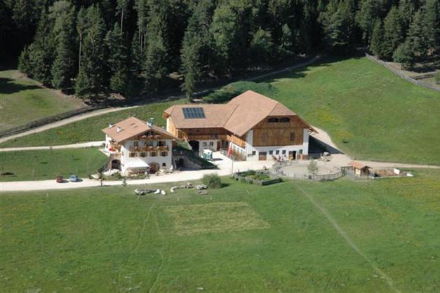 Erlebnishof kaserhof oberbozen renon agriturismo in for Cavalli bolzano