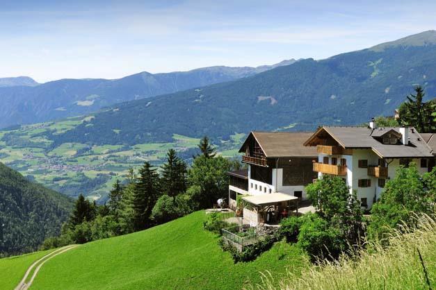 Kasparnellhof st andr bressanone agriturismo in for Vacanze a bressanone