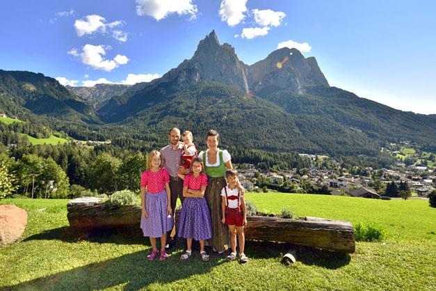 Paten - Seis - Castelrotto - Agriturismo in Alto Adige - Dolomiti