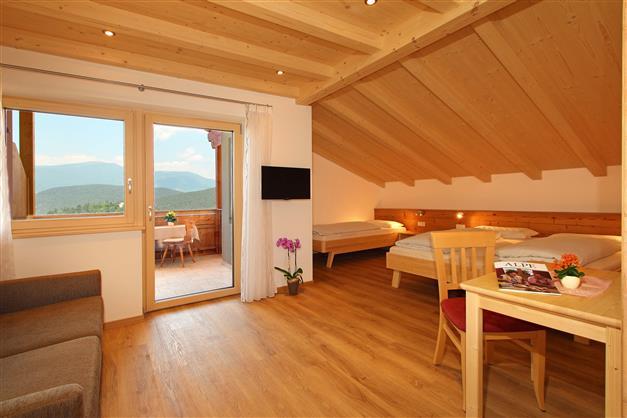 Goldrainerhof - Castelrotto - Agriturismo in Alto Adige - Dolomiti