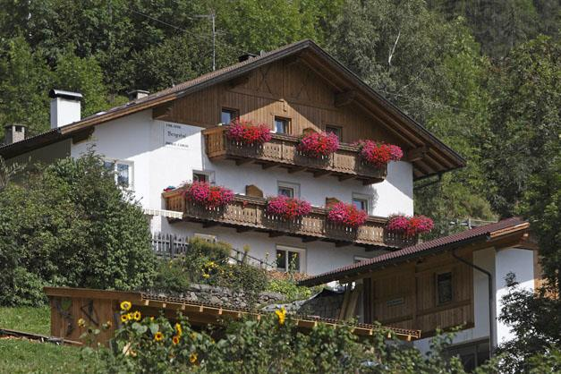 Bergerhof - Vipiteno - Agriturismo in Alto Adige - Valle Isarco