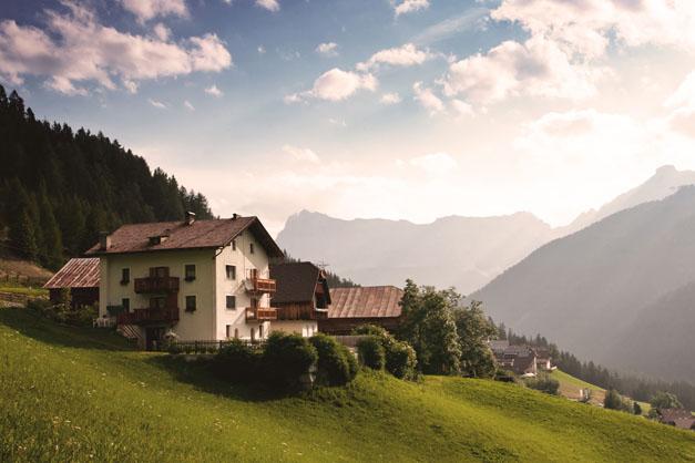 Mersahof - Pescosta - Corvara - Agriturismo in Alto Adige - Dolomiti